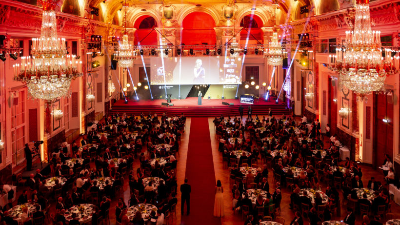 EY Entrepreneur Of The Year Gala 2019 in der Hofburg. © EY