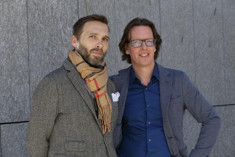 Marcus Salzmann und Thomas Bodmer von Next-Floor. © Next-Floor
