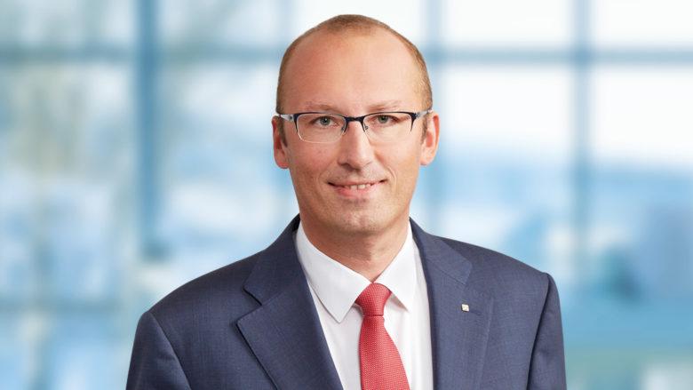 Reinhard Schwendtbauer, Vorstandsdirektor der Raiffeisenlandesbank OÖ. © RLB OÖ