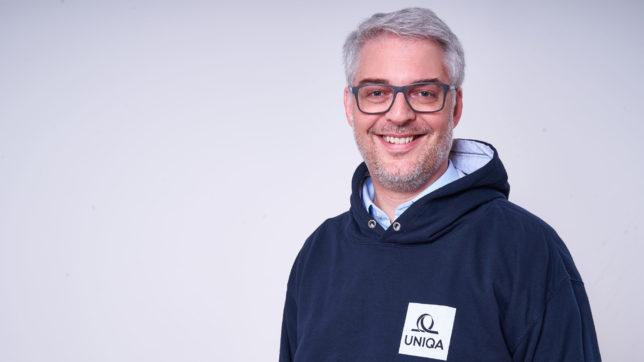 Andreas Nemeth von Uniqa Ventures. © Uniqa