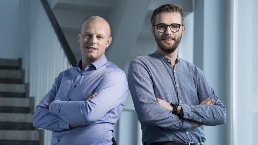 Die beiden Gründer von Trever. © Christian Jungwirth