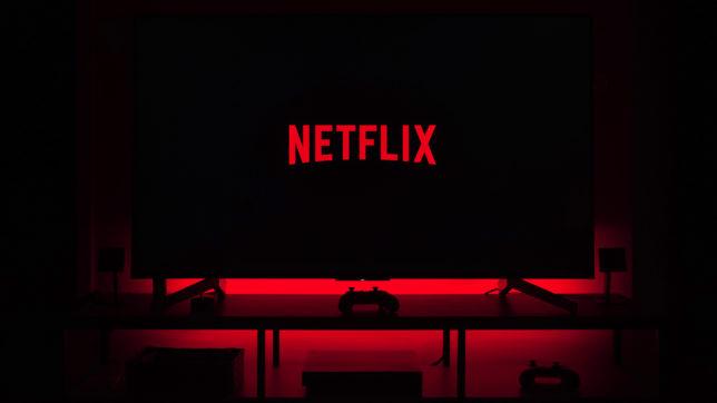 Netflix in Rot. © Unsplash