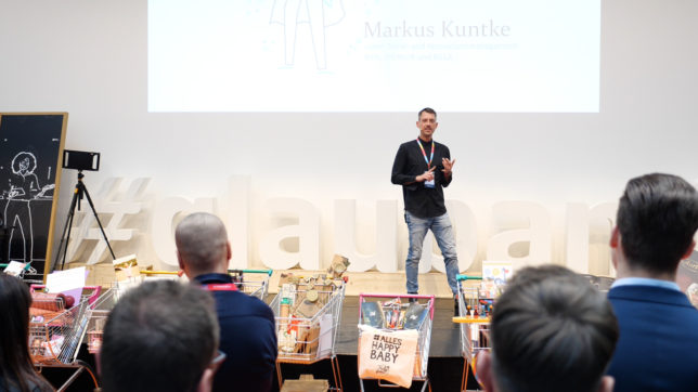 Markus Kuntke, Head of Trend & Innovation bei REWE. © Trending Topics