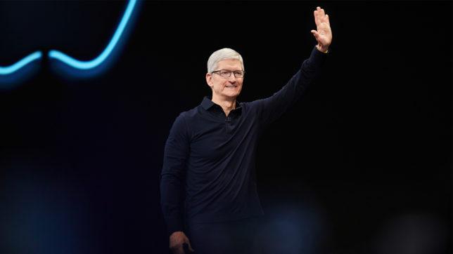 Apple-CEO Tim Cook. © Apple