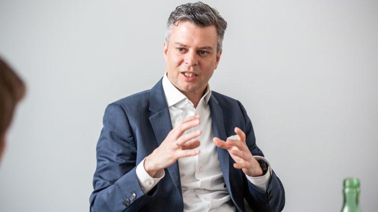 Thomas Arnoldner, CEO der A1 Telekom Austria Group. © A1