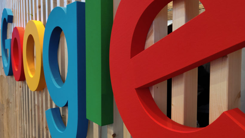 Google-Logo. © Photo by Kai Wenzel on Unsplash