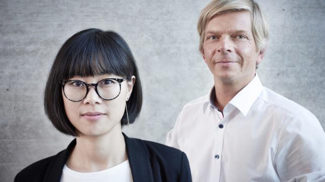 Mai Anh Dao und Florian Bauer gründeten MADiscover. © MADiscover