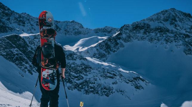 Tourengeher am Tiroler Kühtai-Sattel. © Photo by Markos Mant on Unsplash