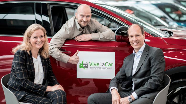 Die VivelaCar-Gründer. © ViveLaCar