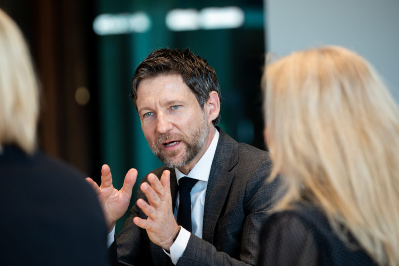 Thomas Schaufler, Privatkundenvorstand Erste Bank. © Erste bank