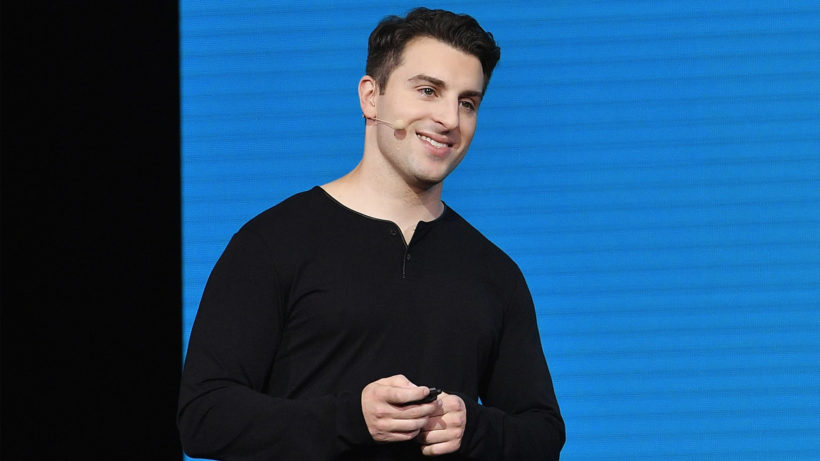 Airbnb-CEO Brian Chesky. © Airbnb