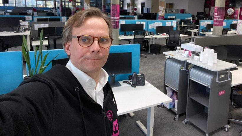 Andreas Bierwirth ist CEO von Magenta Telekom. © A. Bierwirth