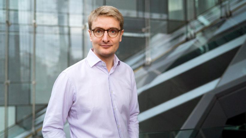 Søren Obling, Gründer und Geschäftsführer des österreichischen Startups Finabro. © Finabro