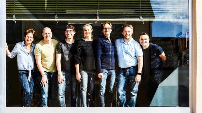 Das Team von eFriends. © eFriends