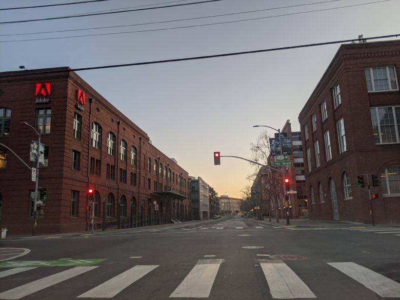 San Francisco im Lockdown. © Maximilian Hörantner