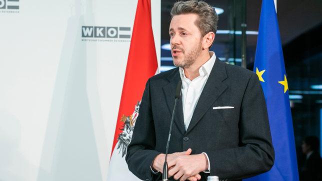 WKÖ-Präsident Harald Mahrer. © WKÖ/DMC