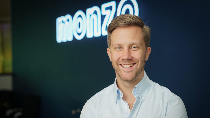 Monzo-CEO Tom Blomfield. © Monzo
