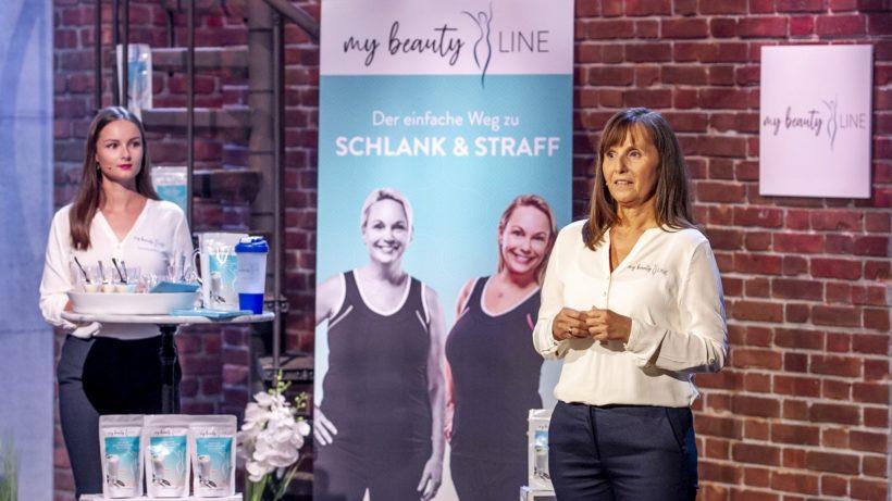 Gründerin Sabine Bittner von MyBeauty Line. © Gerry Frank / Puls 4