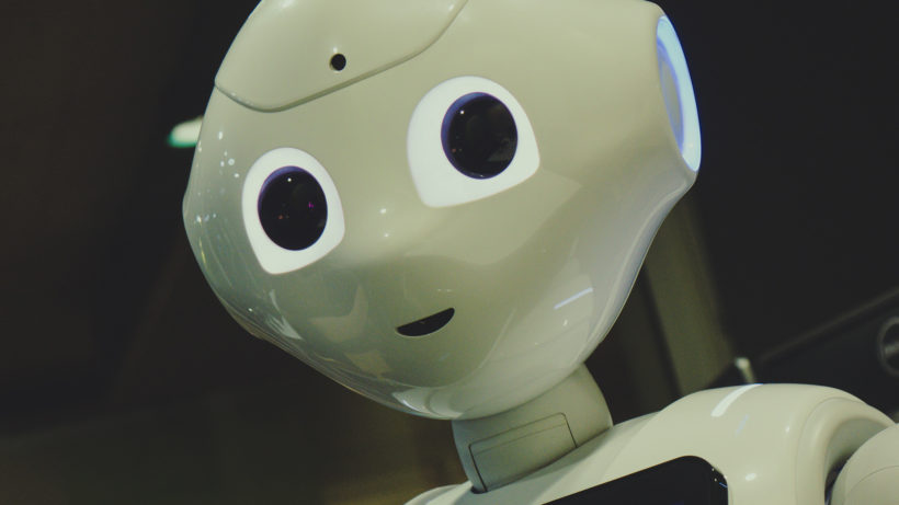 Pepper, der Roboter. © Photo by Owen Beard on Unsplash