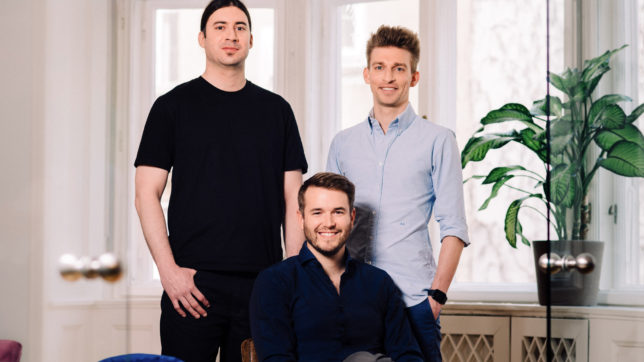Das Gründer-Team von Refurbed. © Refurbed