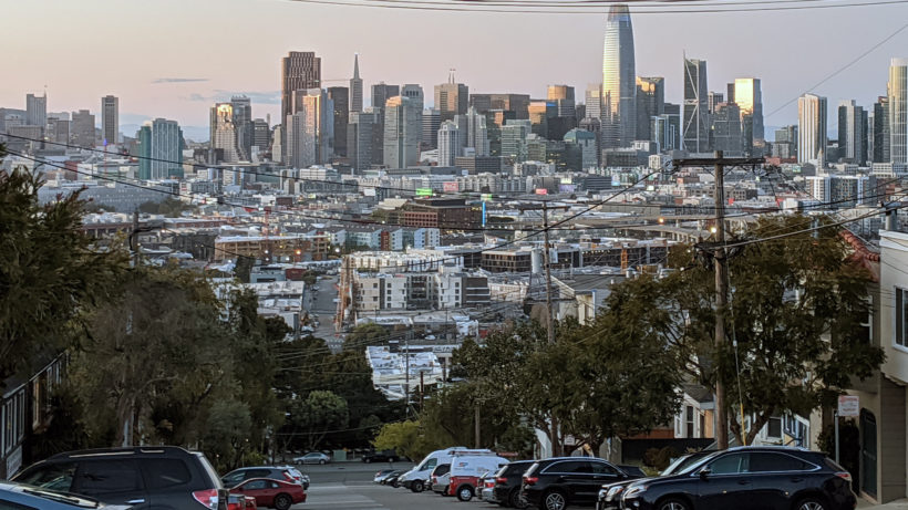 San Francisco. © Maximilian Hörantner