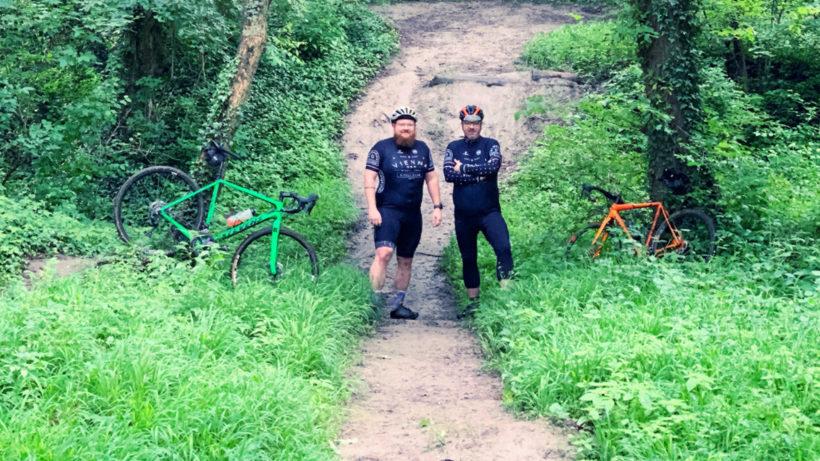 Martin Tolksdorf und Michael Knoll von Starbike. © Starbike