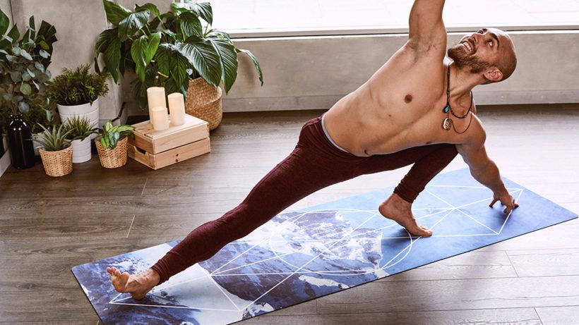 Yoga in Zeiten des Coronavirus: Lieber alleine daheim © Unsplash