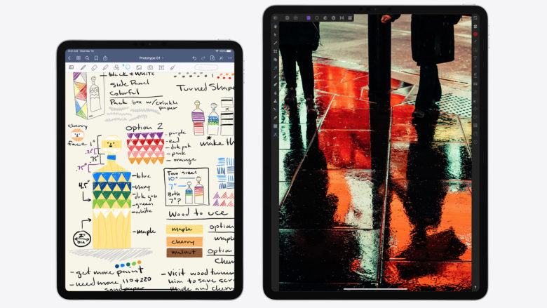 Das iPad Pro 2020. © Apple
