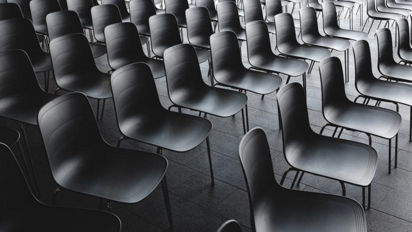 Leere Event-Räume. © Photo by Jonas Jacobsson on Unsplash