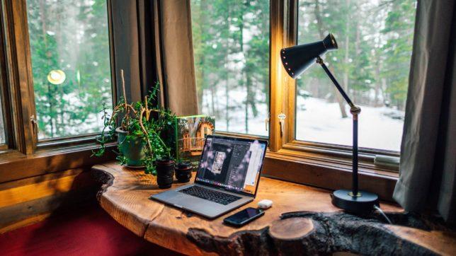 So sieht Home Office eher nicht aus. © Roberto Nickson / Unsplash