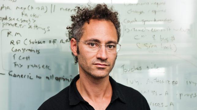 Alex Karp, CEO von Palantir. © Palantir