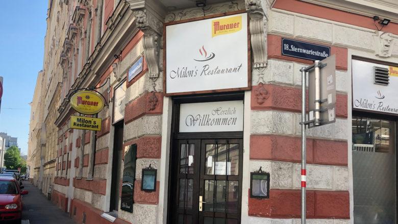 Milons Restaurant in 1180 Wien. © Trending Topics
