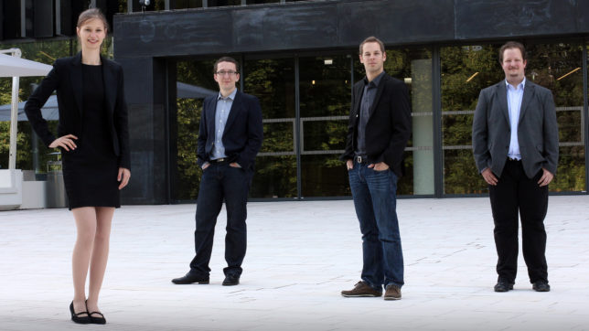 Das Gründerteam von Nimbusec. © Nimbusec