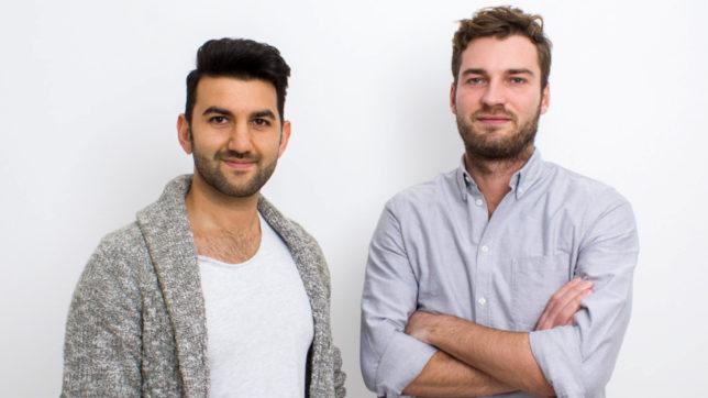 Robert Sasse und Ajmal Said, Gründer von Tripmakery. © Tripmakery