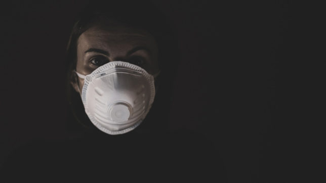 Schutzmasken, FFP2, FFP3, Partikelfilter-Maske