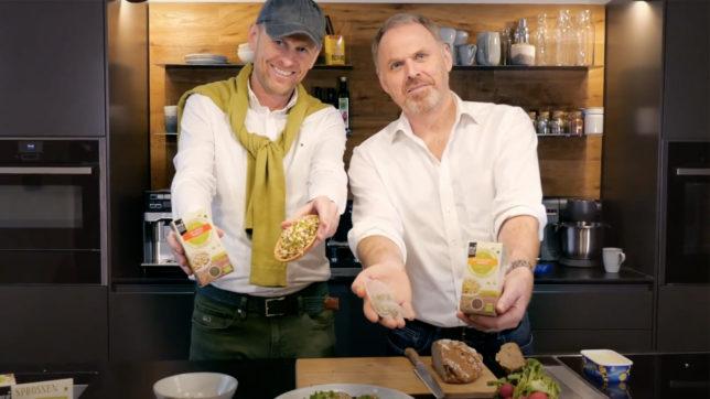 Harald Mach und Josef Prückl haben PepUpLife gegründet © Trending Topics