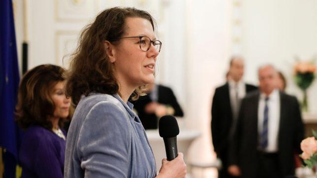 Iris Rauskala war im Kabinett von Brigitte Bierlein Bildungsministerin © BKA/Andy Wenzel