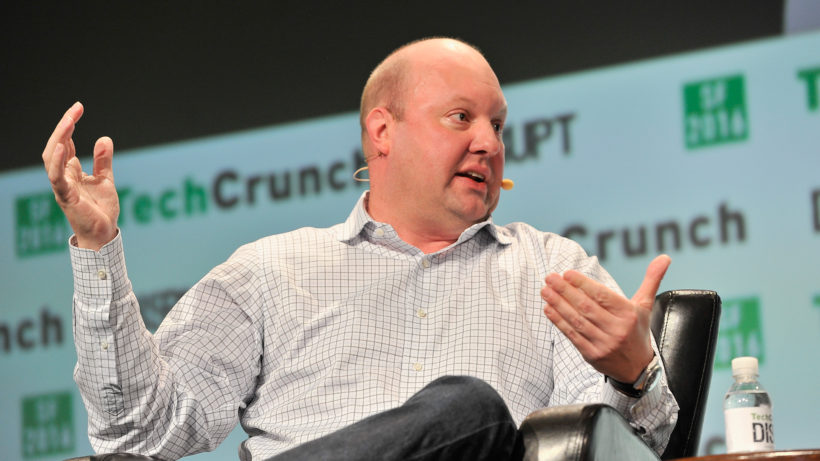 Marc Andreessen. © Photo by Steve Jennings/Getty Images for TechCrunch (CC BY 2.0)
