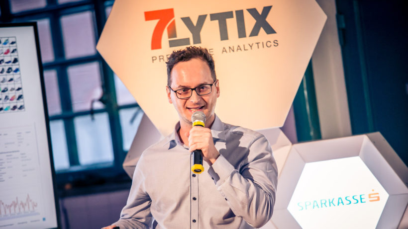 7lytix-Gründer Franziskos Kyriakopoulos. © Trending Topics / David Bitzan