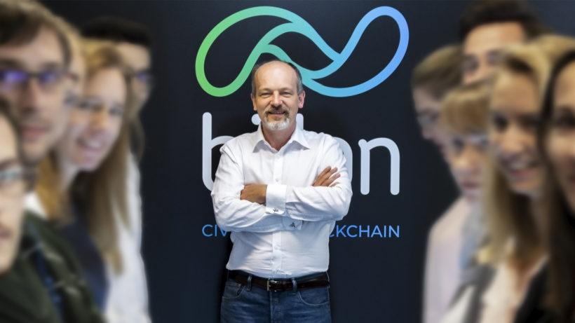 Billon-CEO Andrzej Horoszczak. © Billon Group