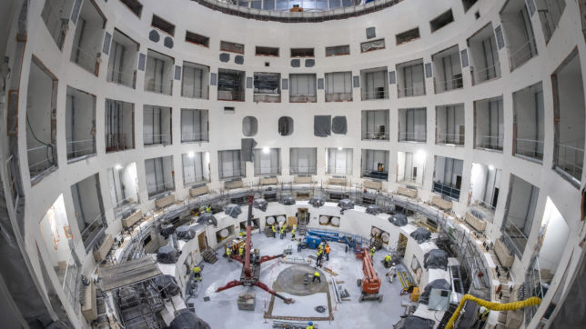 Tokamak von ITER. © ITER.org