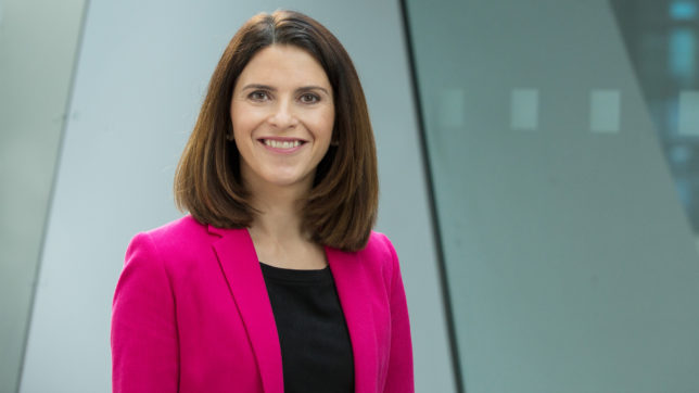 Maria Zesch, CCO bei Magenta Telekom. © Magenta Telekom