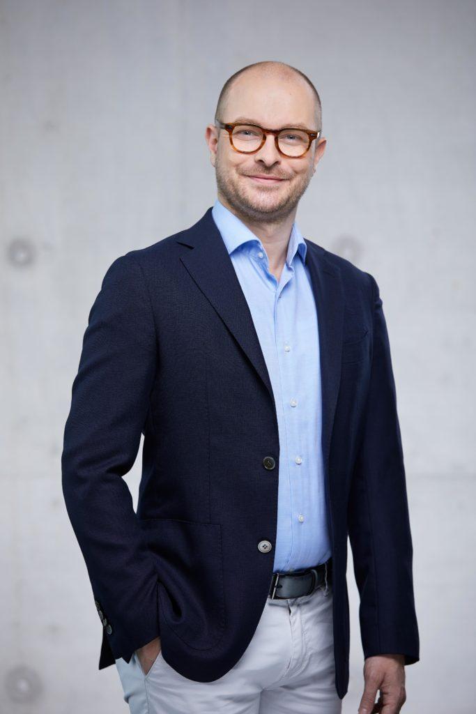 John-Paul Pieper ist CEO des deutschen InsurTechs nexible. © nexible