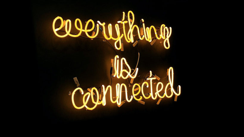 Alles wird vernetzt. © Foto von Daria Shevtsova von Pexels
