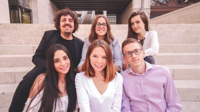 Das Team von MeetFox. © A1/MeetFox