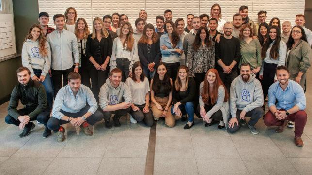 Das Team von goStudent. © goStudent