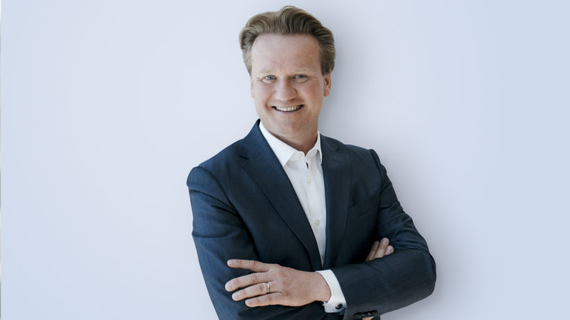 IV-Präsident Georg Knill. © Marija Kanizaj