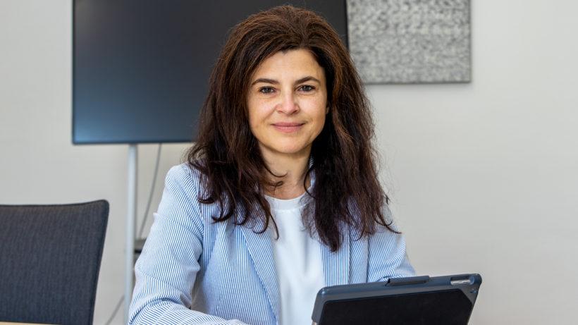 Maria Ulmer, Sektionschefin für Digitalisierung. © BMDW/Dolenc