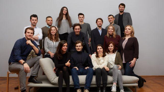Das Team von Propster. © Flo Hanatschek