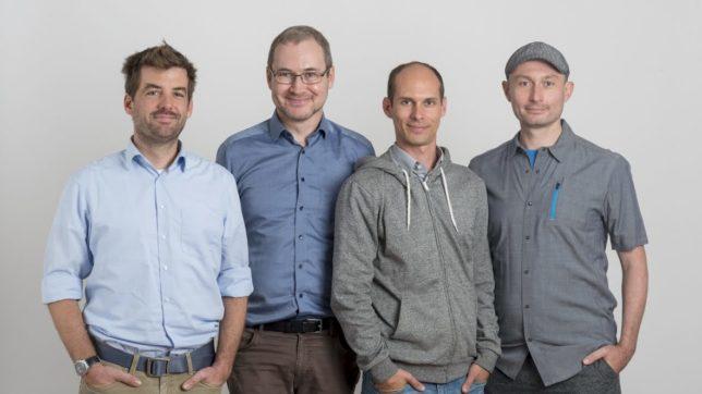 Das Gründer-Team von contextflow. © contextflow